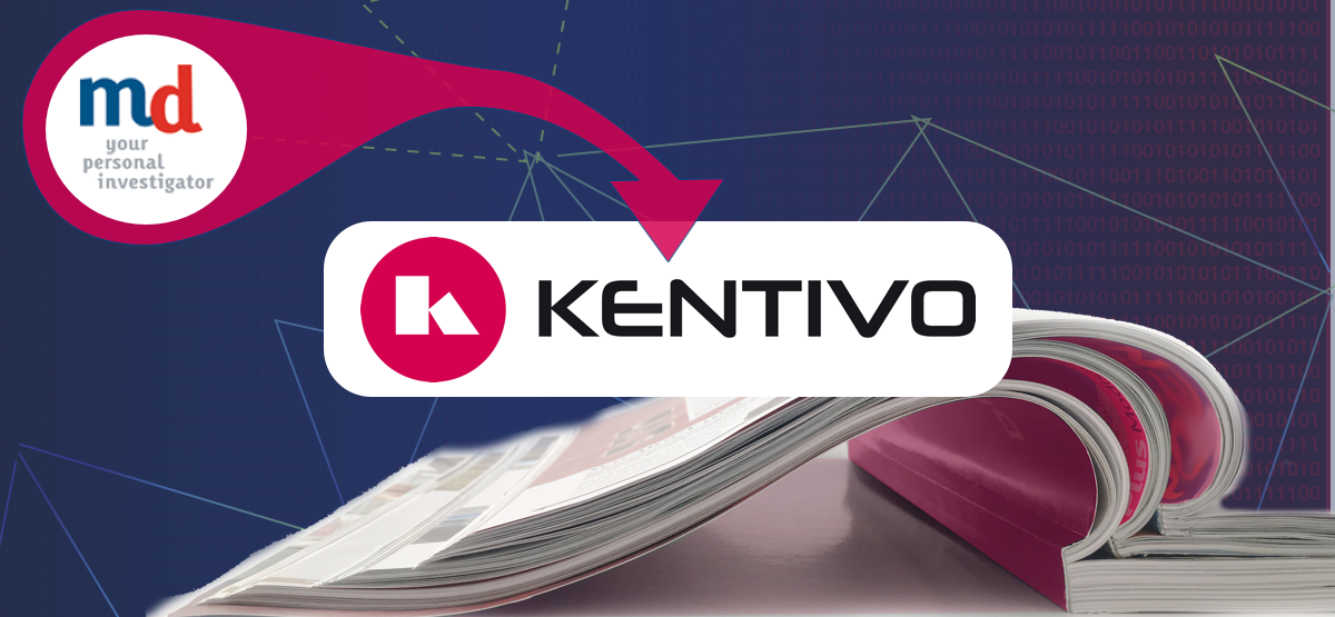 Kentivo Group acquires Media Digitaal B.V. (MDInfo)
